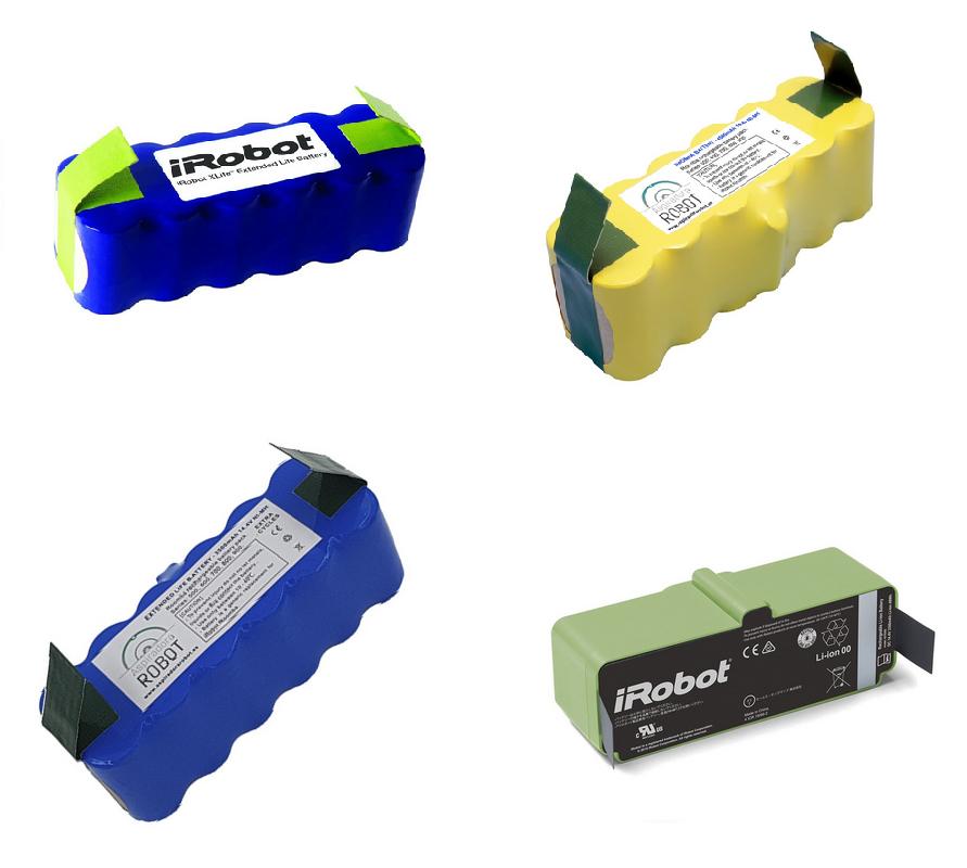 Baterías Roomba - Originales vs Compatibles